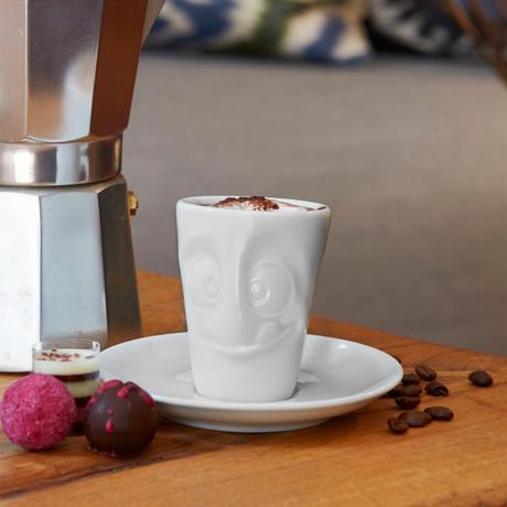 Espresso Mug + Handle // Tasty
