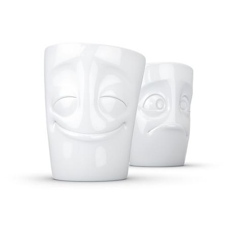 Mug Set No.2 // Cheery + Baffled