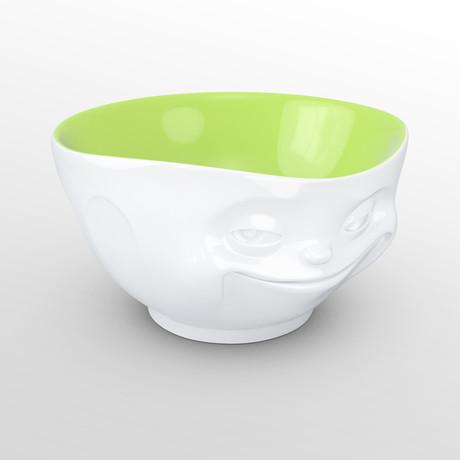 Bowl // Grinning // Pistachio // 16.9 Fl. Oz