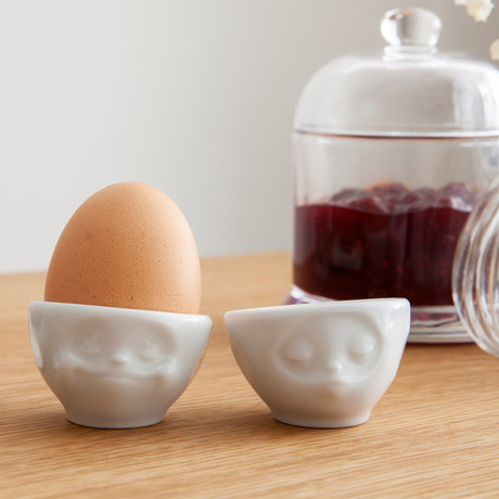 Egg Cup Set // Kissing & Dreamy