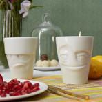 Mug Set No.1 // Grumpy + Impish