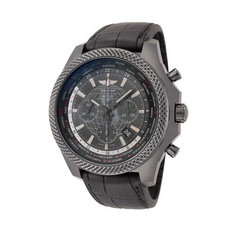 Breitling Bentley Unitime Chronograph Automatic // MB0521V4-BE46-265S