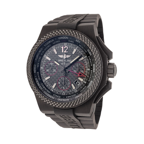 Breitling Bentley GMT B04 S Chronograph Automatic // NB0434E5-BE94-232S
