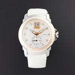 Michel Jordi Ladies Icon White Glamour Quartz // SIL.401.16.005.03 // Store Display