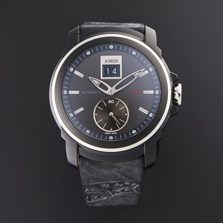 Michel Jordi Paradelplatz Automatic // SIM.200.07.002.01 // Store Display