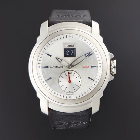 Michel Jordi Rue du Rhone Automatic // SIM.200.08.005.01 // Store Display