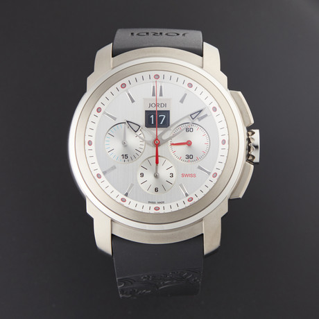 Michel Jordi Gletsch Chronograph Automatic // SIM.100.05.005.01 // Store Display