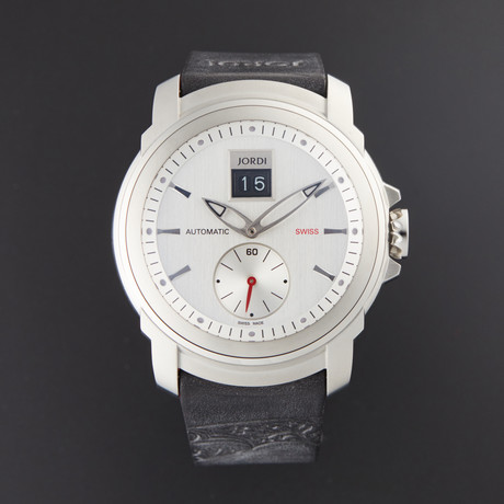 Michel Jordi Rue du Rhone Automatic // SIM.200.08.004.01-BL // Store Display