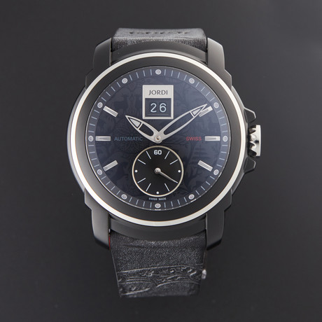 Michel Jordi Paradelplatz Automatic // SIM.200.07.003.01 // Store Display