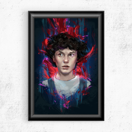 "Stranger Things (11""W x 17""H)"