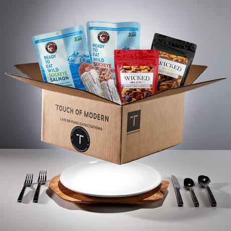 Perfect Snack Box
