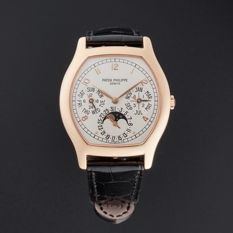 Patek Philippe Grand Complications Perpetual Calendar Automatic // 5040R // Pre-Owned