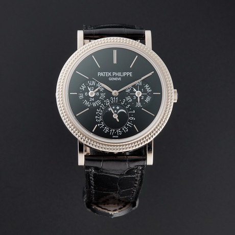 Patek Philippe Grand Complications Perpetual Calendar Automatic // 5139G // Pre-Owned