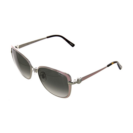 Women's Square 0S87 Sunglasses // Rose