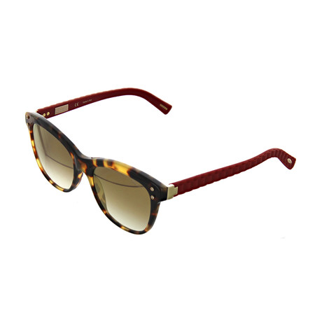 Women's Square 777G Sunglasses // Tortoise