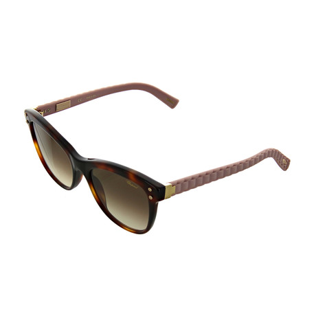 Women's Square 0752 Sunglasses // Tortoise
