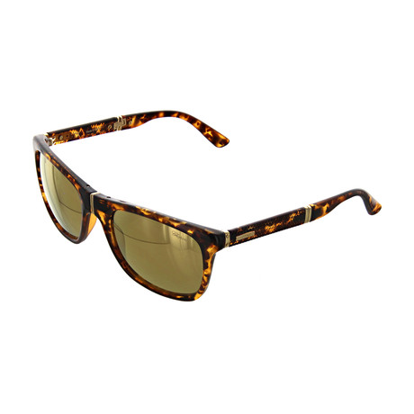 Women's Square 978G Sunglasses // Tortoise