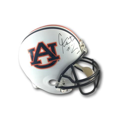 Cam Newton // Signed Auburn Helmet