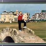 Jack Nicklaus // Framed 2005 St. Andrews Old Course Final British Open Scorecard