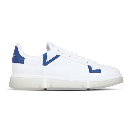Victor // White + Baltic Blue (Euro: 40)