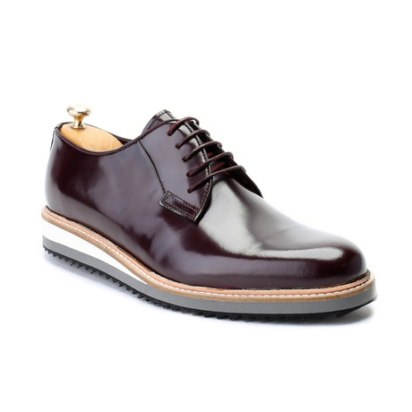 Zeus Dress Shoes // Brown Split (Euro: 40)