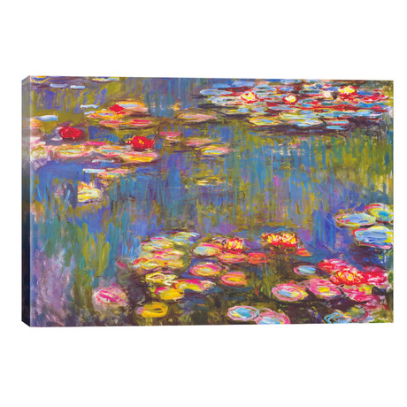 Water Lilies, 1916 // Claude Monet