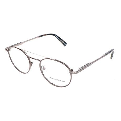 Men's EZ5118 Optical Frames // Shiny Gunmetal