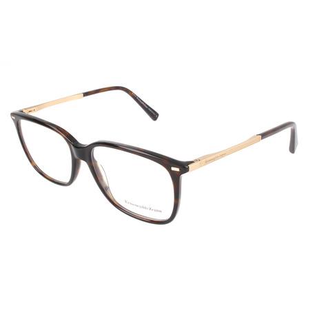 Men's EZ5020 052 Optical Frames // Dark Havana