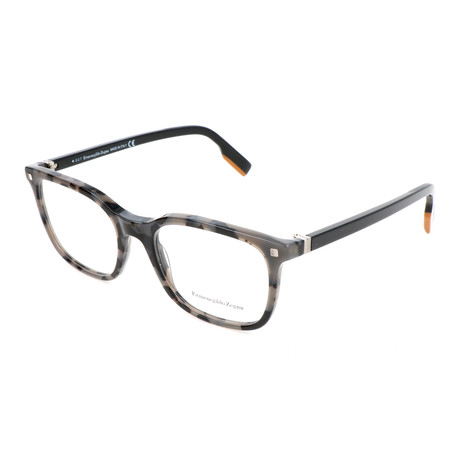 Men's EZ5121 Optical Frames // Colored Havana