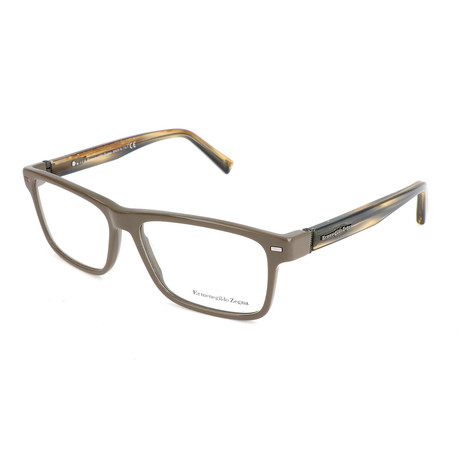 Men's EZ5073 Optical Frames// Light Brown