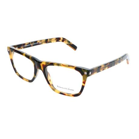 Men's EZ5136 Optical Frames // Colored Havana