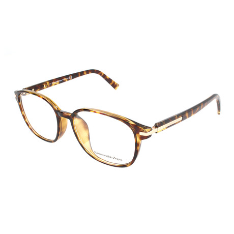 Men's EZ5004-F 052 Optical Frames // Dark Havana