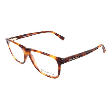 Men's EZ5044 052 55mm Optical Frames // Dark Havana