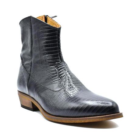 Laser Boot // Black (Euro: 38)