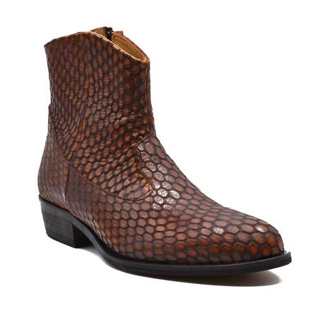 Boot // Brown (Euro: 38)