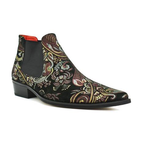 Short Sal Boot // Multicolor (Euro: 38)