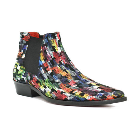 Amsterdam Boot // Multicolor (Euro: 38)
