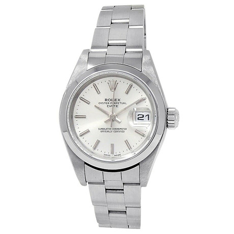 Rolex Ladies Date Automatic // 79160 // K Serial // Pre-Owned