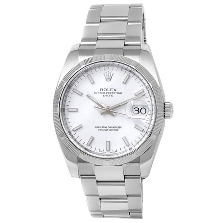 Rolex Oyster Perpetual Date Automatic // 115210 // M Serial // Pre-Owned