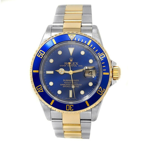 Rolex Submariner Automatic // 16613 // K Serial // Pre-Owned