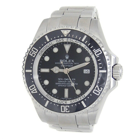 Rolex Deepsea Sea-Dweller Automatic // 116660 // V Serial // Pre-Owned