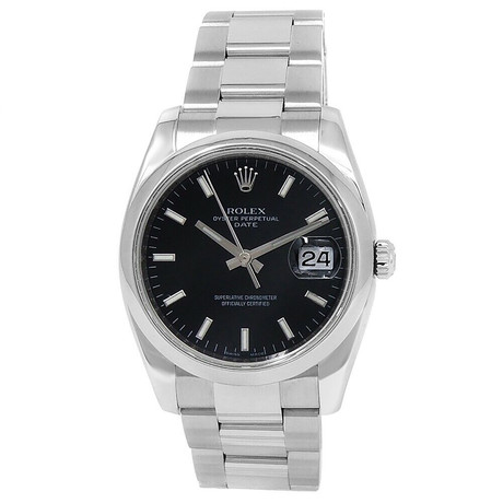 Rolex Date Automatic // 115200 // Z Serial // Pre-Owned