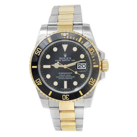 Rolex Submariner Automatic // 116613 // V Serial // Pre-Owned