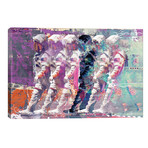 "Astronauts // Teis Albers (40""W x 26""H x 1.5""D)"
