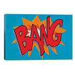 "Bang // Joseph McDermott (40""W x 26""H x 1.5""D)"