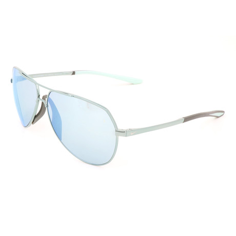 Unisex Outrider Sunglasses // Igloo + Blue