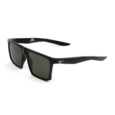 Men's Ledge Polarized Sunglasses // Black + Gray