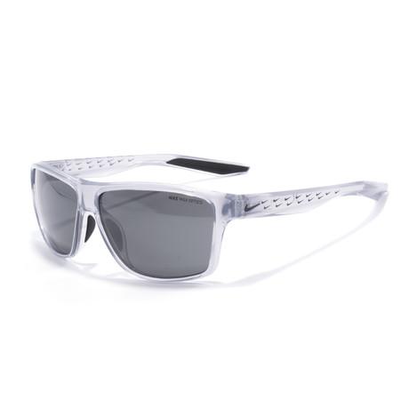 Unisex Sunglasses // Cool Gray + Black