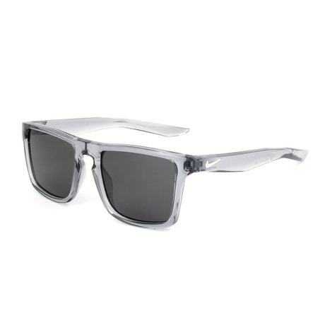Men's Verge Sunglasses // Wolf Gray + White