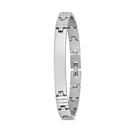 Tahoe Bracelet // Silver